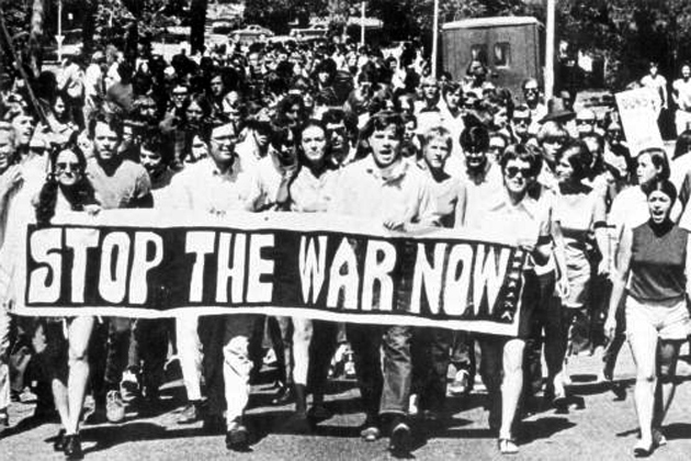 student anti war movement In 1970, time featured the student protests in a cover story at one of the most volatile moments of the anti-war movement the kent state shootings had only just occurred, sparking a national outcry among students.